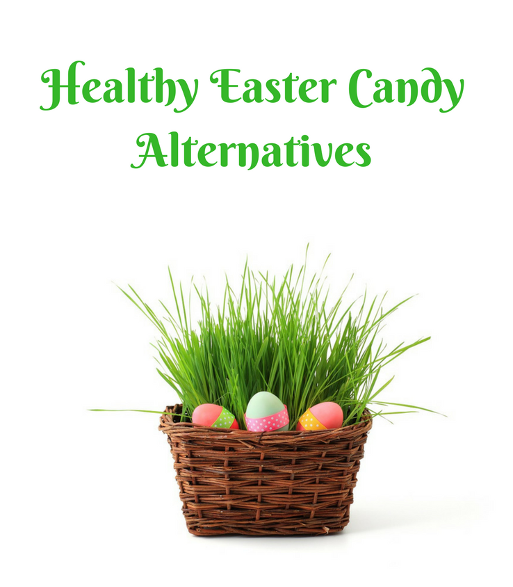 Healthy Easter Candy Alternatives