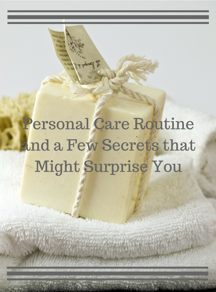 My Natural Personal Care Routine