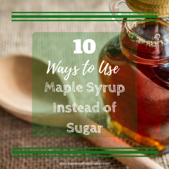 10 Ways to Use Maple Syrup Instead of Sugar