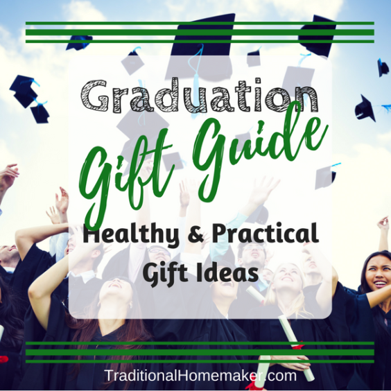 Graduation Gift Guide: Healthy & Practical Gift Ideas