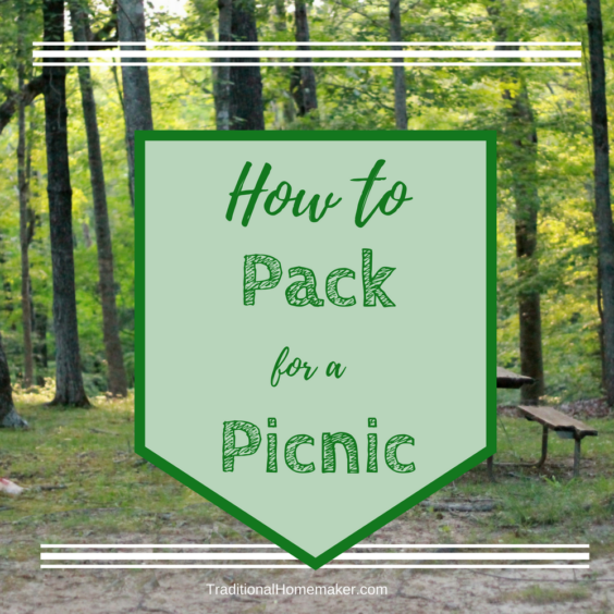 How to Pack for a Picnic: Picnics are a fun, affordable way to gather as a family during the summer months. By learning how to pack for a picnic you can ease your stress level.