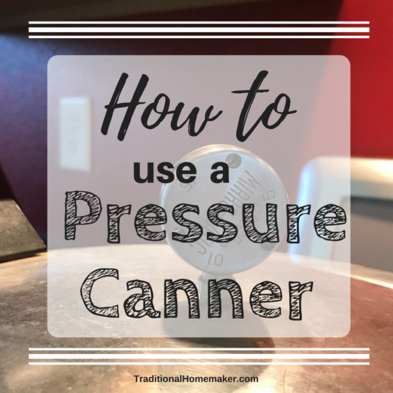 Using a pressure canner is far simpler than many people think. With proper caution and instruction you can quickly learn how to use a pressure canner for preserving your own food.