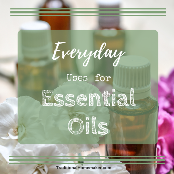 Do you love all things toxin free? You need to experiment with everyday uses for essential oils!