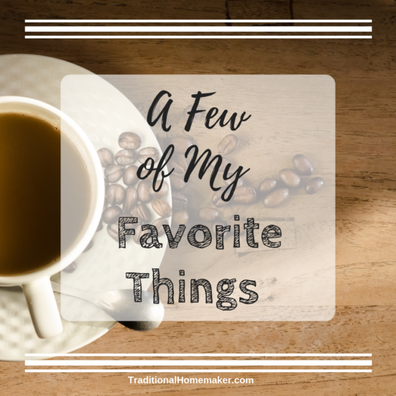 Traditional Homemaker Favorite Resources
