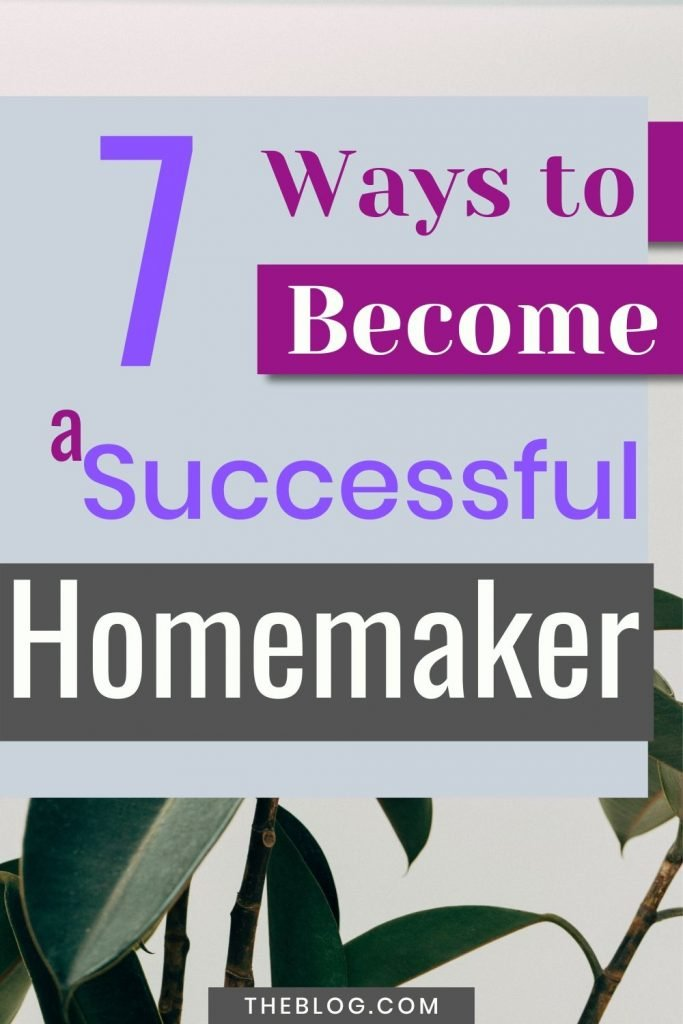 It's never too late to become a successful homemaker. With a little tenacity and drive to learn homemaking skills, you will master your homemaking career in no time.