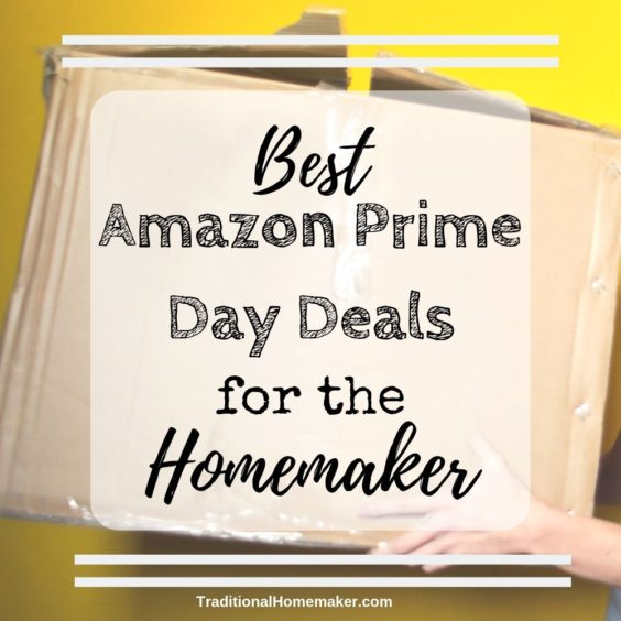 Best Amazon Prime Day Deals for the Homemaker