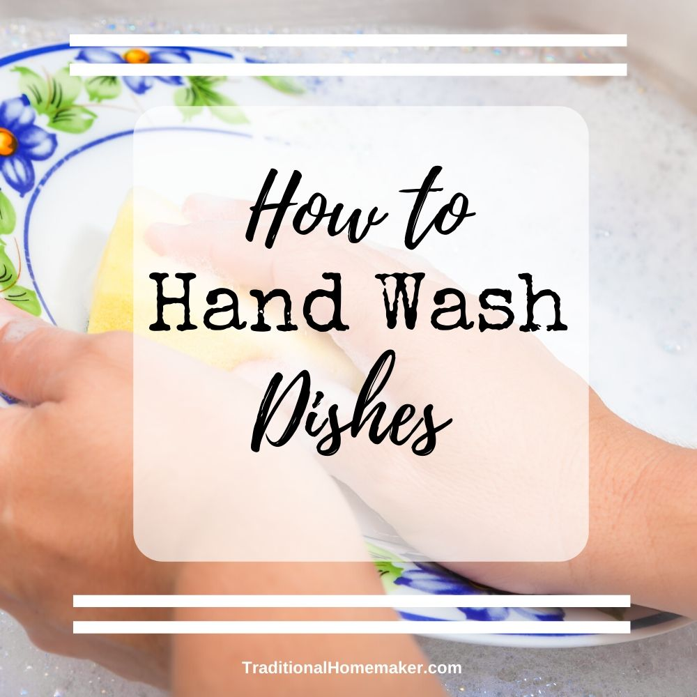 Ever wonder how people without dishwashers do it? If you need to be a human dishwasher-by choice or by necessity-read on to learn how to hand wash dishes.