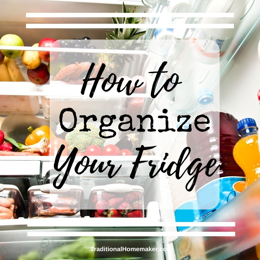 My fridge can be a scary place some days! I bet you relate! Let me share my best tips for how to organize your fridge and not dread opening the door.