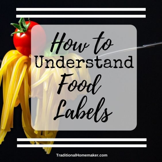 Take the mystery and frustration out of grocery shopping when you learn how to understand food labels.