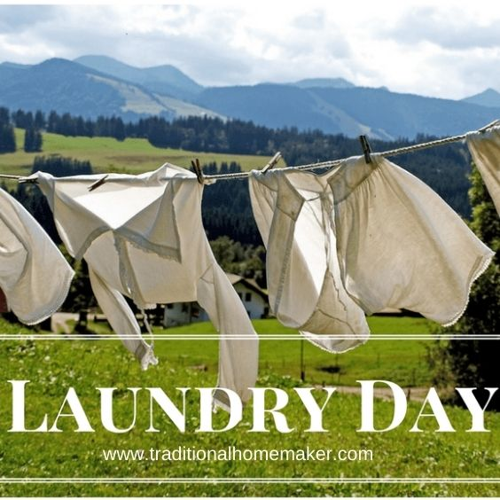 Just my story of how I grew up doing laundry. Take a glimpse into my past and learn where my appreciation for modern machines comes from!
