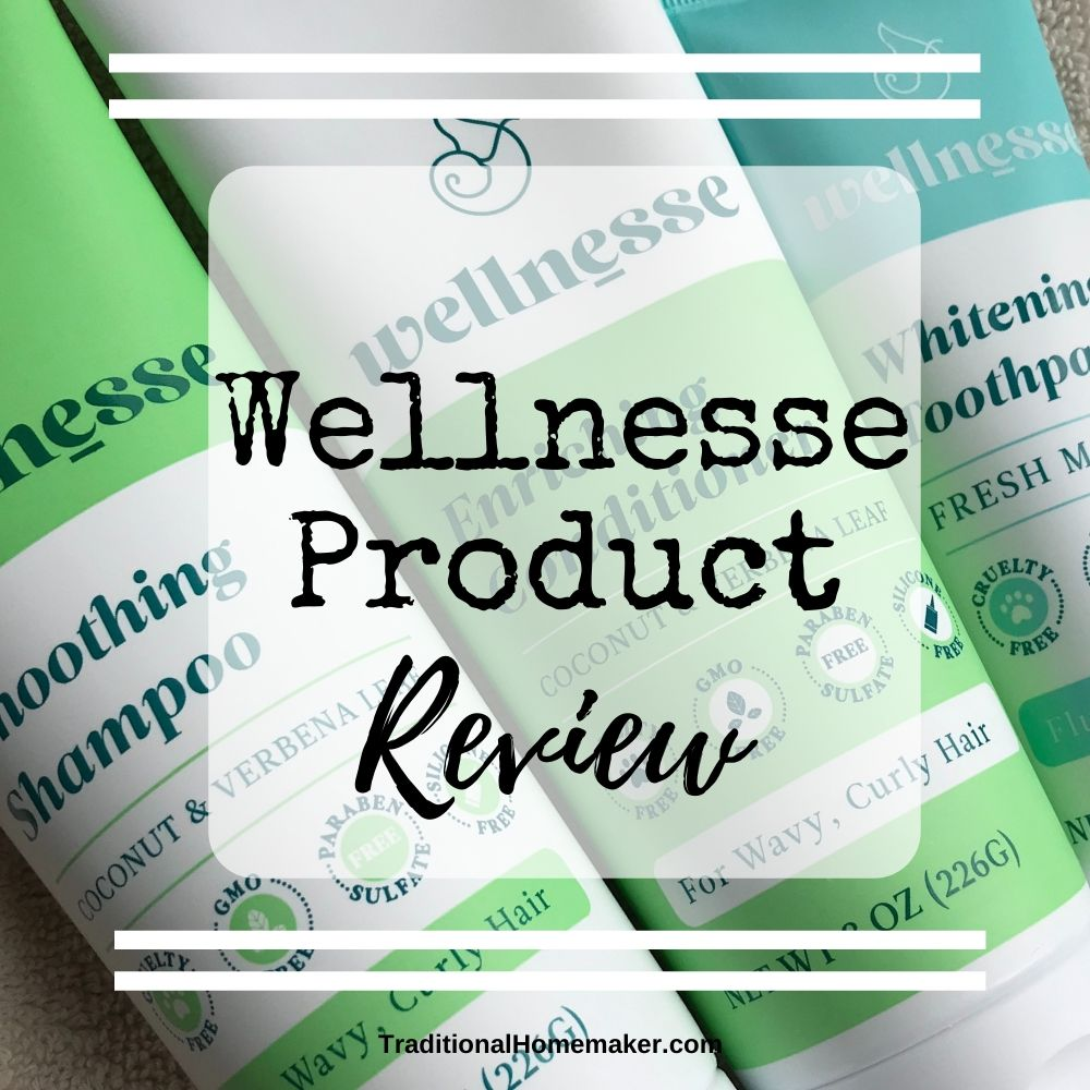 Wellnesse Product Review